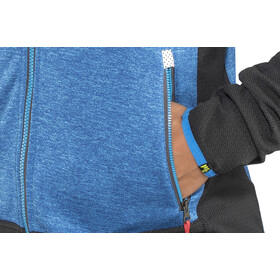 Karpos Odle Fleece Jacket Men bluette/dark grey